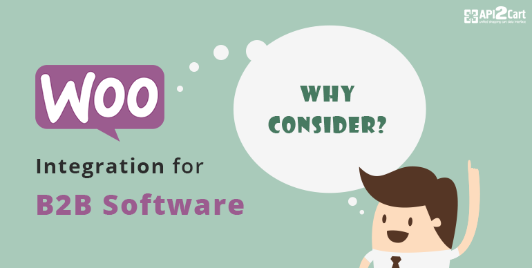 WooCommerce Integration for B2B Software: Why Consider