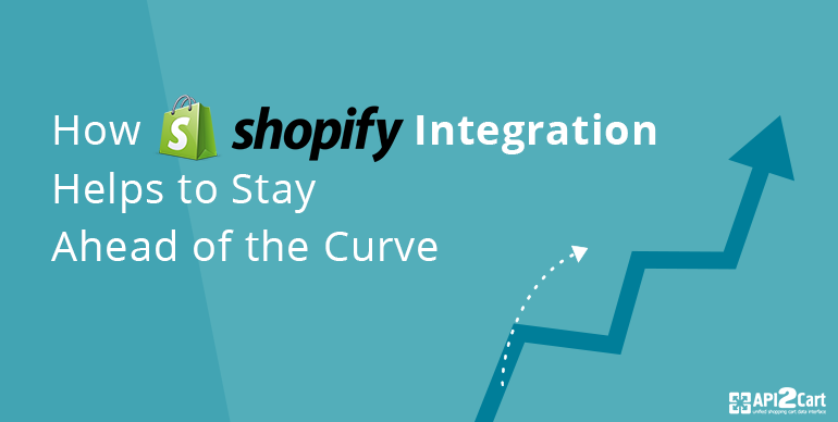 How Shopify Integration Helps to Stay Ahead of the Curve