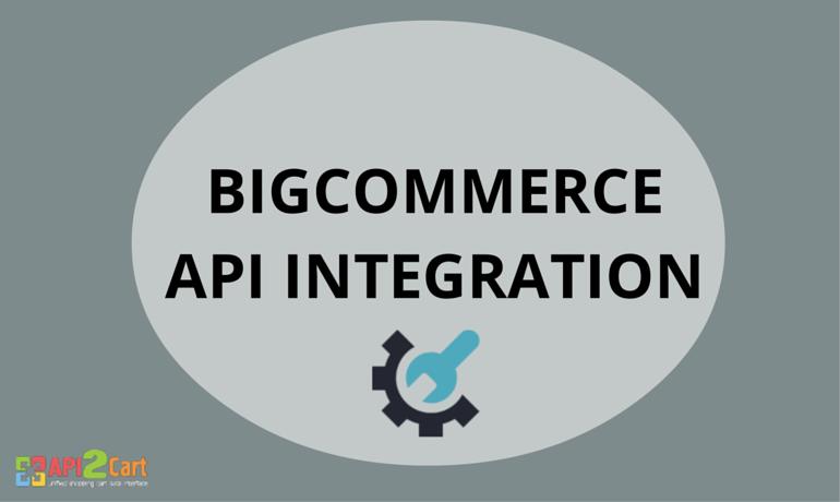 Bigcommerce API Integration