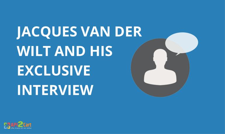 Jacques van der Wilt and his exclusive