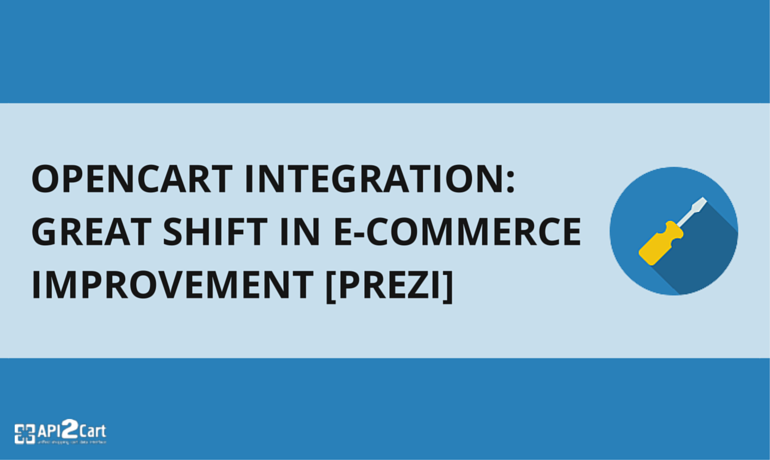 OpenCart Integration- Great Shift in