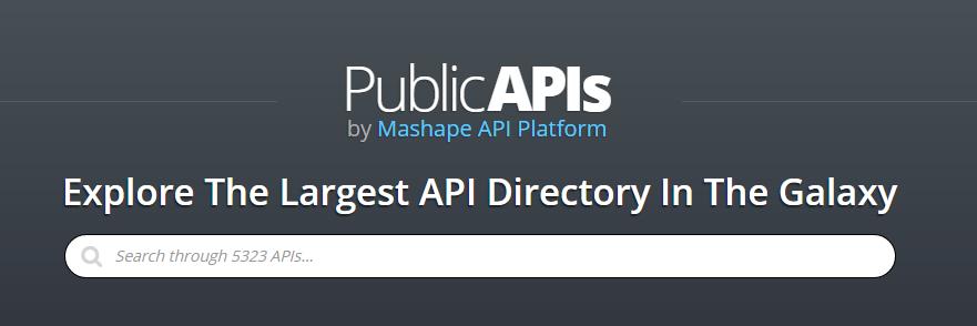 Public-APIs