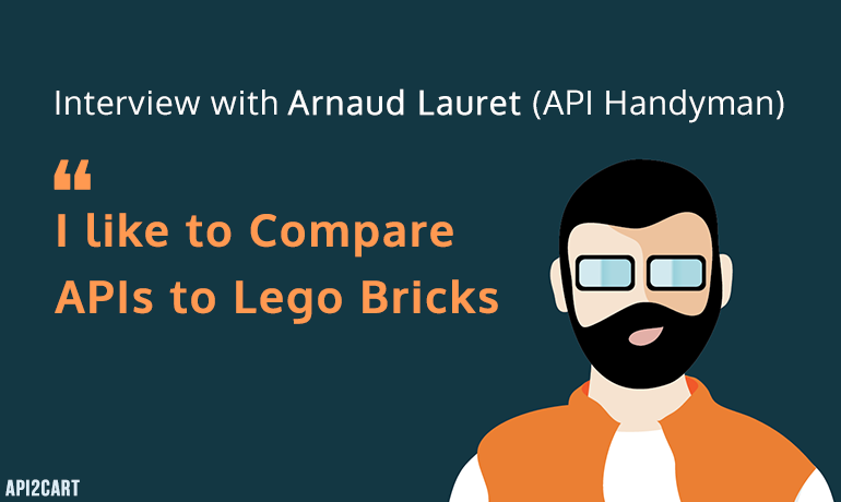 Interview with Arnaud Lauret (API Handyman)