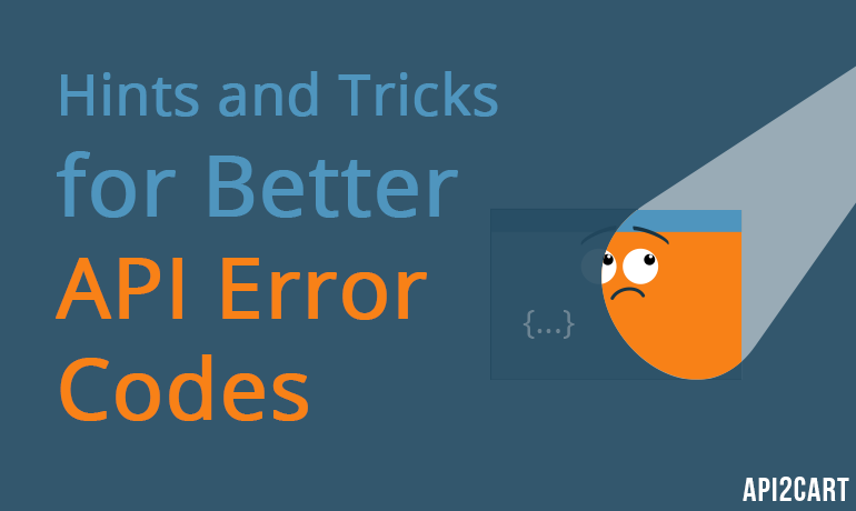Hints and Tricks for Better API Error Codes