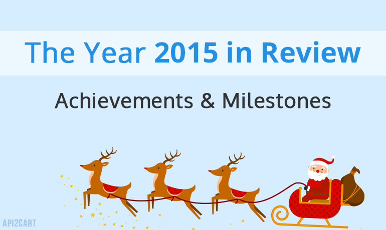 The Year 2015 in Review: Achievements & Milestones
