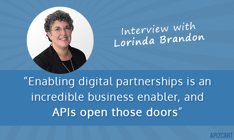 Interview with Lorinda Brandon