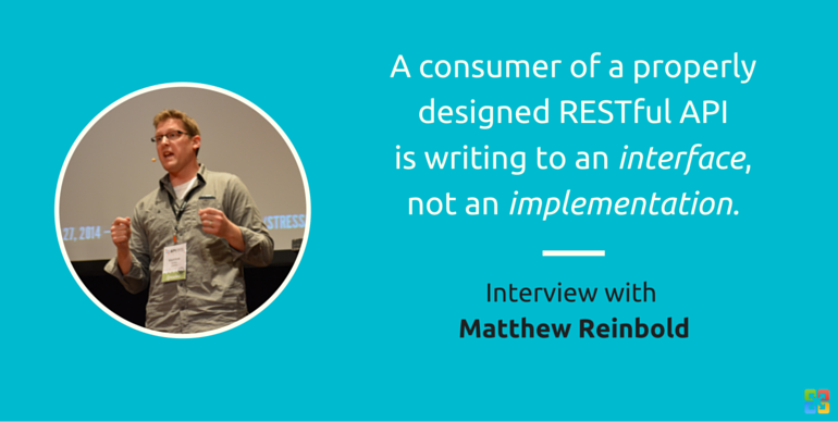Interview with Matthew Reinbold