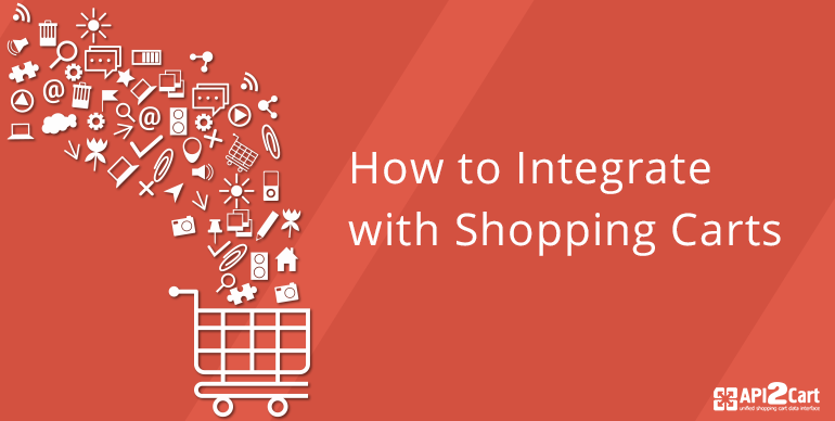 How to Integrate with Shopping Carts