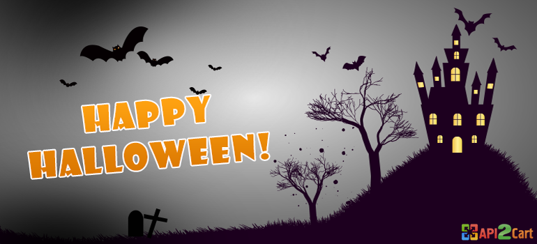 Happy Halloween Wishes from API2Cart