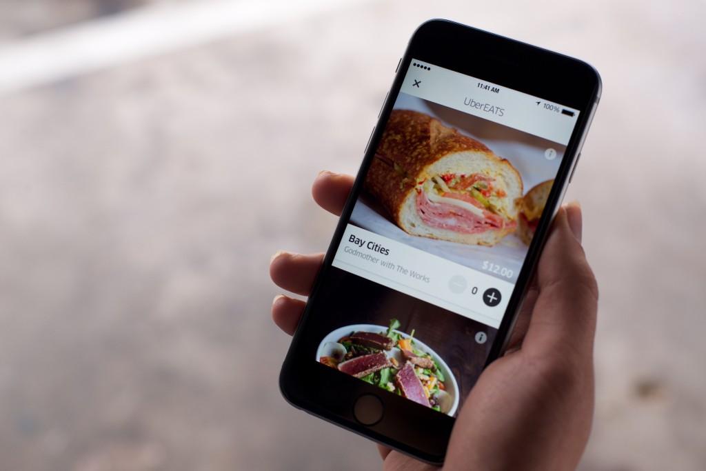UberEATS API in digital transformation